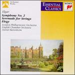 Edward Elgar: Symphony No. 2; Serenade for Strings; Elegy