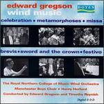 Edward Gregson: Wind Music