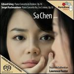 Edward Grieg: Piano Concerto Op. 16; Sergei Rachmaninov: Piano Concerto No. 2 Op. 18