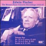Edwin Fischer Mozart Piano Concertos Vol.1