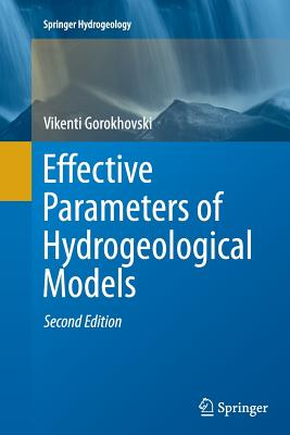 Effective Parameters of Hydrogeological Models - Gorokhovski, Vikenti
