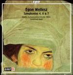 Egon Wellesz: Symphonies 4, 6 & 7