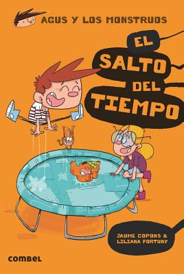 El Salto del Tiempo - Copons, Jaume, and Fortuny, Liliana (Illustrator)