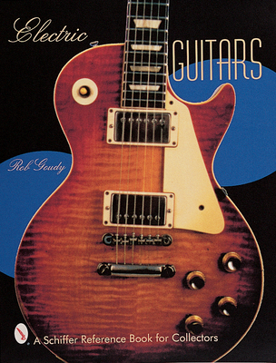 electric guitars book by robert goudy 1 available editions alibris books. Black Bedroom Furniture Sets. Home Design Ideas