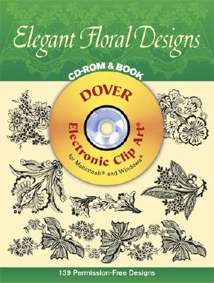 Elegant Floral Designs - Dover Publications Inc (Creator)