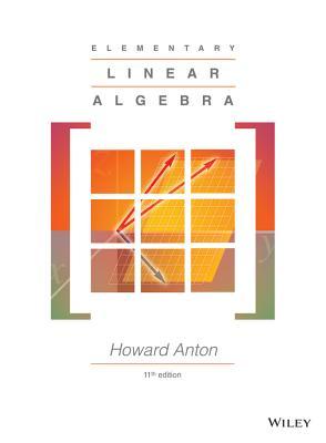 Elementary Linear Algebra - Anton, Howard