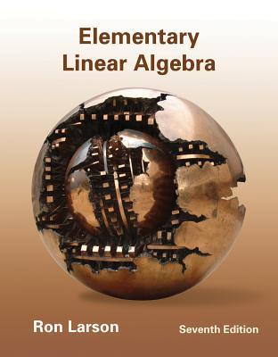 Elementary Linear Algebra - Larson, Ron, Professor, and Falvo, David C