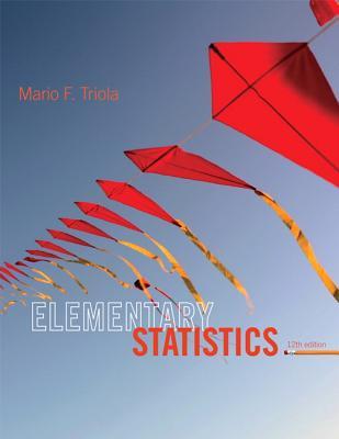 Elementary Statistics - Triola, Mario F.