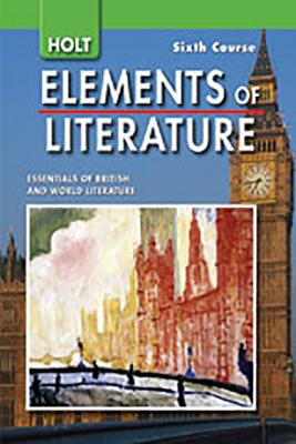 Elements of Language: Grammar, Usage, and Mechanics: Languages Skills Practice Sixth Course - Holt Rinehart and Winston (Prepared for publication by)