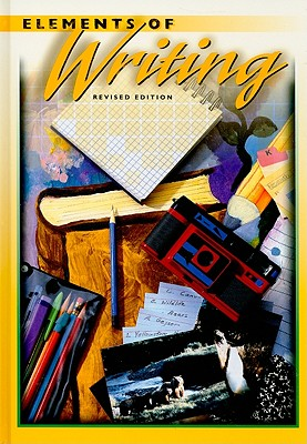 elements of writing introductory course book by james l kinneavy