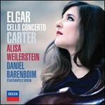 Elgar & Carter: Cello Concertos