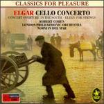 """Elgar: Cello Concerto; Concert Overture """"In The South""""; Elegy For Strings"""