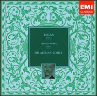 Elgar: Choral Works - Alexander Young (tenor); Alfreda Hodgson (contralto); Benjamin Luxon (bass); Clifford Grant (bass); Felicity Lott (soprano);...