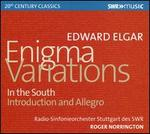 Elgar: Enigma Variations; In the South; Introduction and Allegro