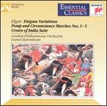 Elgar: Enigma Variations; Military Marches; The Crown of India