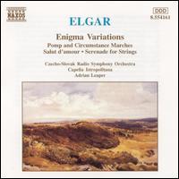 Elgar: Enigma Variations - Adrian Leaper (conductor)