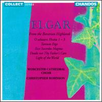 Elgar: From the Bavarian Highlands - Frank Wibaut (piano); Harry Bramma (organ); Worcester Cathedral Choir; Christopher Robinson (conductor)