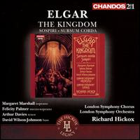 Elgar: The Kingdom - Arthur Davies (tenor); David Wilson-Johnson (bass); Felicity Palmer (mezzo-soprano); Margaret Marshall (soprano);...