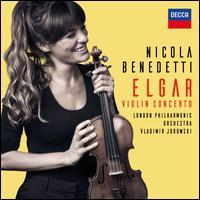 Elgar: Violin Concerto - Nicola Benedetti (violin); Petr Limonov (piano); London Philharmonic Orchestra; Vladimir Jurowski (conductor)