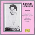 Elisabeth Schumann, Vol. 2