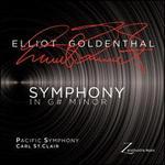 Elliot Goldenthal: Symphony in G# Minor