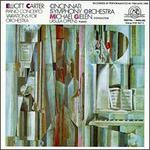 Elliott Carter: Piano Concerto