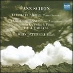 Elliott Carter: Piano Sonata; Aaron Copland: Piano Variations; Sonata for Violin & Piano; John Patitucci: Lakes
