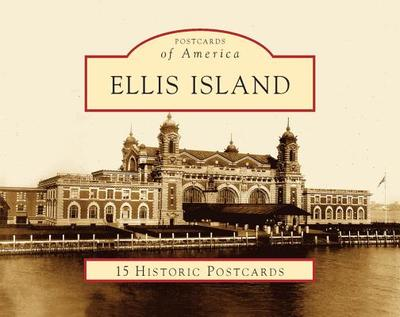 Ellis Island - Moreno, Barry