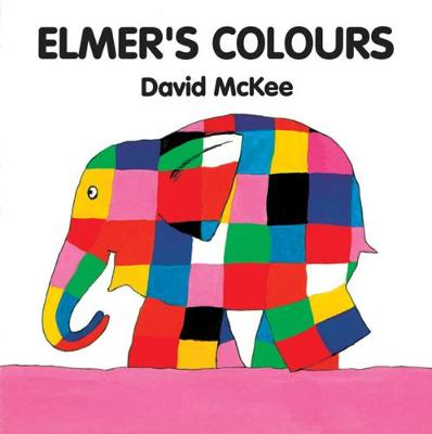 Elmer's Colours - McKee, David