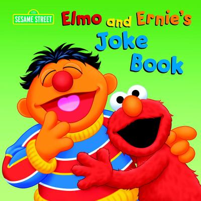 Elmo and Ernie's Joke Book - Kleinberg, Naomi, and Brannon, Tom (Illustrator)