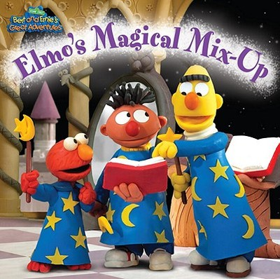 Elmo's Magical Mix-Up - Kleinberg, Naomi (Adapted by)
