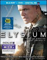Elysium [Includes Digital Copy] [Ultraviolet] [Blu-ray/DVD]
