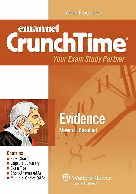 Emanuel Crunchtime: Evidence - Emanuel, Steven