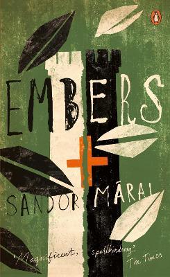 Embers - Marai, Sandor