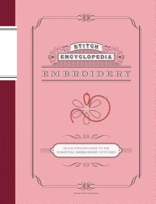 Embroidery: An Illustrated Guide to the Essential Embroidery Stitches - Bunka, Gakuen