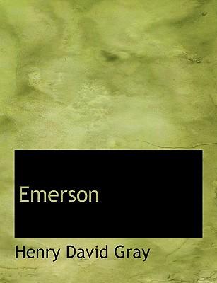 Emerson - Gray, Henry David