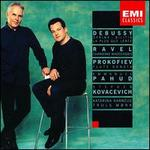 Emmanuel Pahud & Stephen Kovacevich Play Debussy, Prokofiev, Ravel