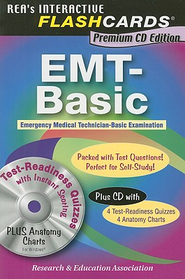 EMT-Basic: Emergency Medical Technician-Basic Exam - Lindsey, Jeffrey, PH.D.