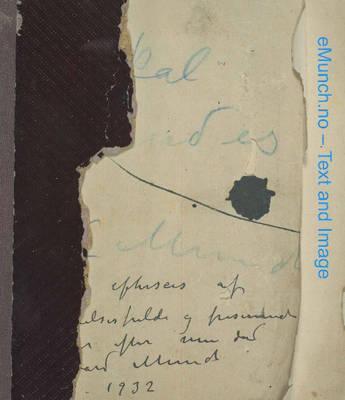 EMunch.No: Text & Image - Guleng, Mai Britt