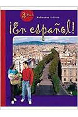 En Espanol 3: Actividades Para Todos, Practica Por Niveles: Vocabulary And Grammar Lesson Review Bookmarks - McDougal Littell (Creator)