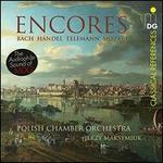Encores: Bach, Händel, Telemann, Mozart