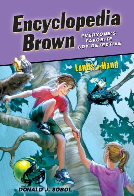 Encyclopedia Brown Lends a Hand - Sobol, Donald J