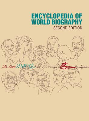 Encyclopedia of World Biography: 2004 Supplement - Gale Group
