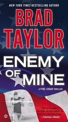 Enemy of Mine - Taylor, Brad