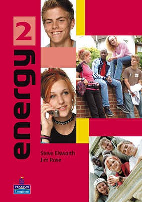 Energy 2 Students' Book plus notebook - Elsworth, Steve, and Rose, Jim