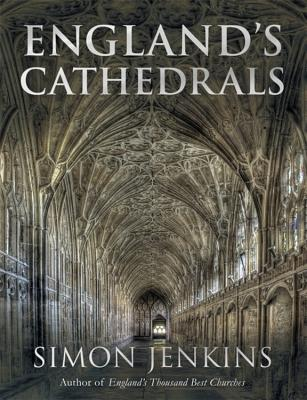 England's Cathedrals - Jenkins, Simon