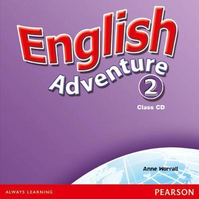 English Adventure Level 2: Class CD - Worrall, Anne