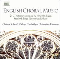 English Choral Music - Allan Clayton (tenor); Ben Harrison (treble); Benedict Giles (treble); Benjamin Durant (treble);...