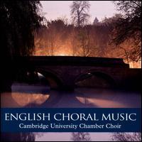 English Choral Music - Celia Barber (alto); Hester Gomme (soprano); Nick Hudson (tenor); Piers Maxim (bass); Rachel Elliott (soprano);...