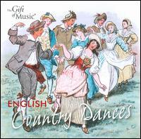 English Country Dances - Broadside Band; Jeremy Barlow (conductor)
